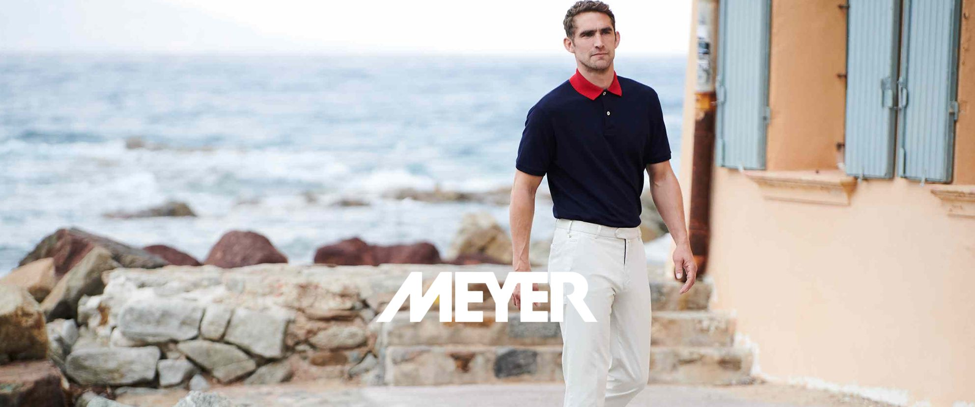 Don Alans Menswear - Pensacola: Meyer Slacks