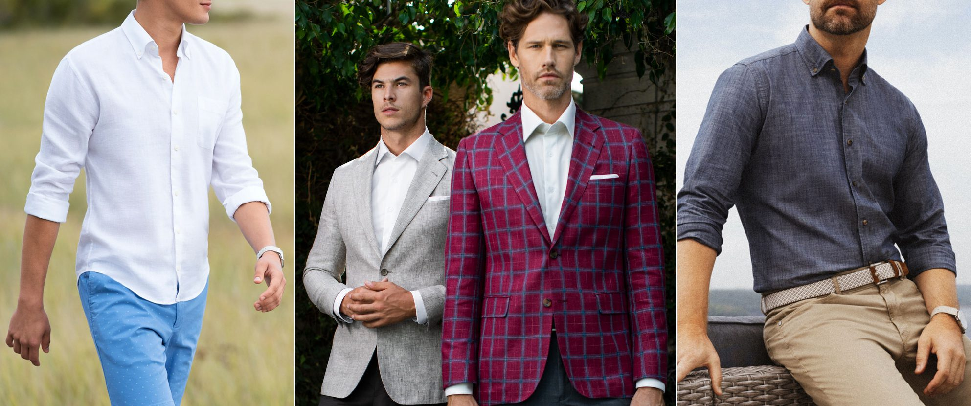 Don Alans Menswear - Pensacola: Style Sessions